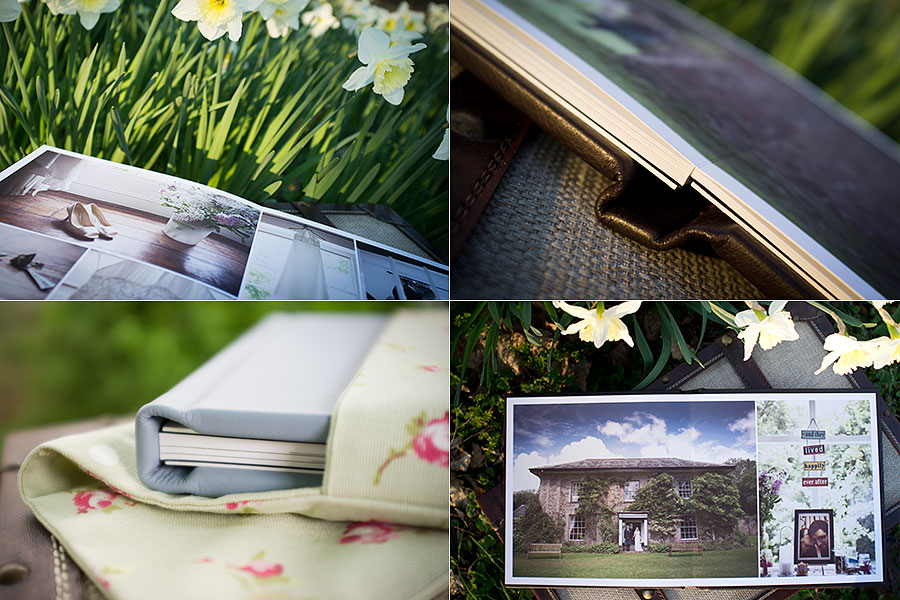 Folio fine Art Wedding Albums by Neil Hanson photography