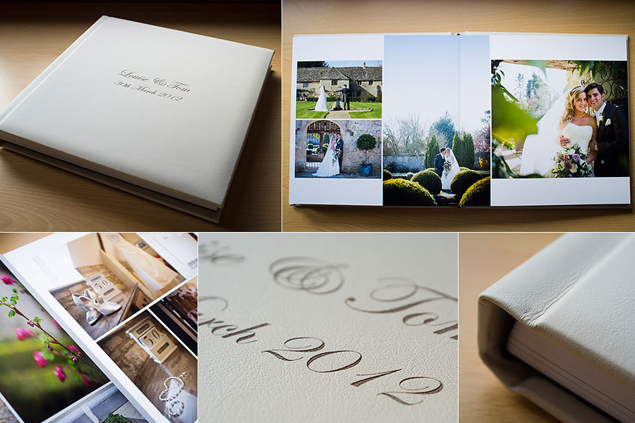 Contemporary Perfetto Wedding Albums by Neil Hanson Photography