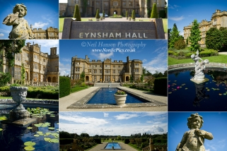 Eynsham Hall Oxfordshire Wedding Venue