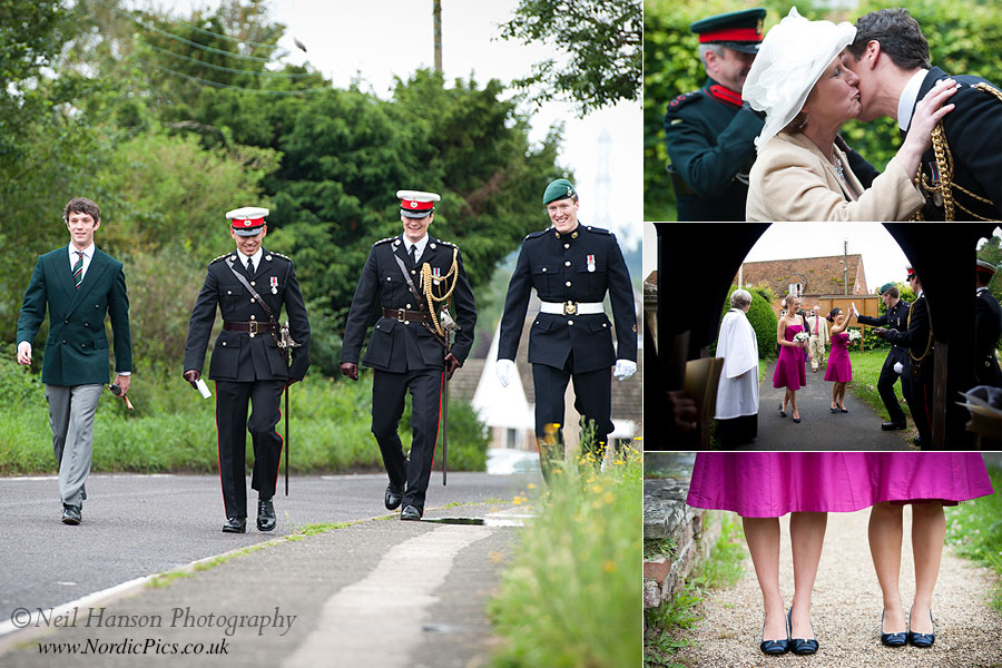 Kingston Bagpuize House Wedding Photography by Neil Hanson