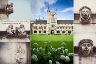 Magdalen College Oxford Wedding Venue