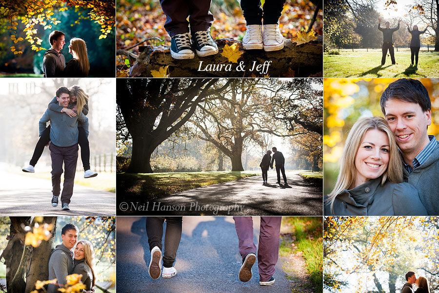 Creative, fun, contemporary engagement & pre-wedding portraits or Oxford & Oxfordshire by Neil Hanson Photography