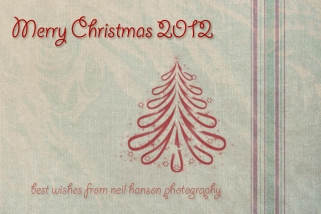 Happy Christmas from Neil Hanson Photography