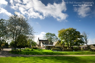 Cotswold Wedding photography at The Feathered Nest Country Inn at Nether Westcote Oxfordshire by Neil Hanson