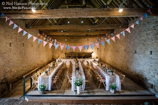 Cogges Farm Wedding Photography by Neil Hanson