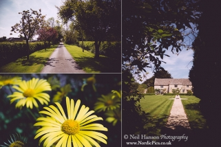 Neil Hanson is a recommended Wedding Photographer for the exclusive Cotswold Wedding Venue Caswell House