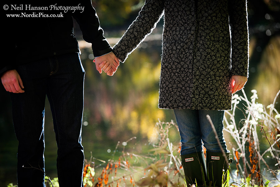 Oxfordshire engagement portraits by neil hanson photography