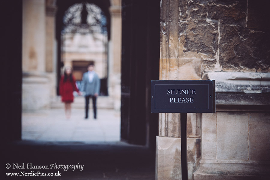Oxford Engagement Photography by local Photographer Neil Hanson