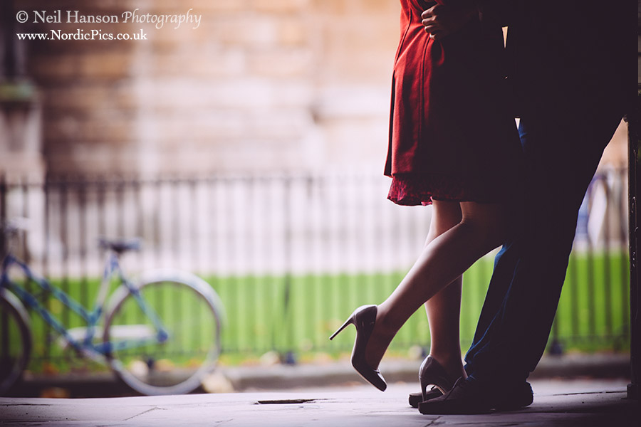 Creative Oxford Engagement Photography