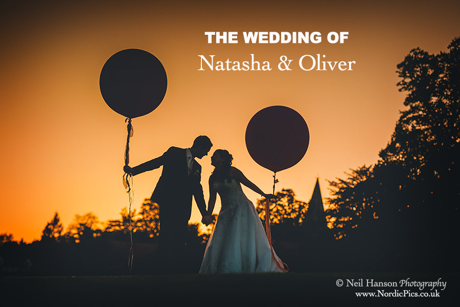 Natasha and Olivers Ardington House Wedding by Neil Hanson Photogrpahy