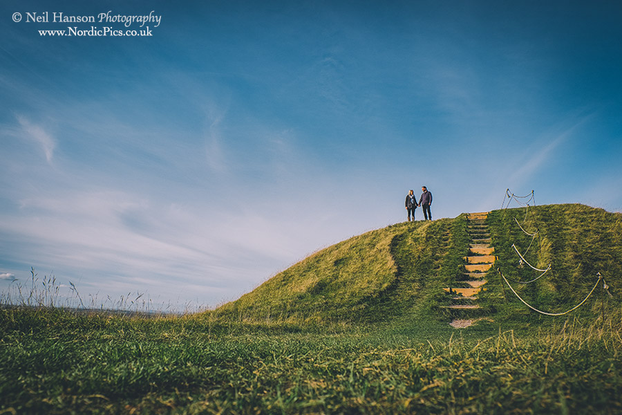 Creative engagement photography by oxfordshire photographer neil hanson