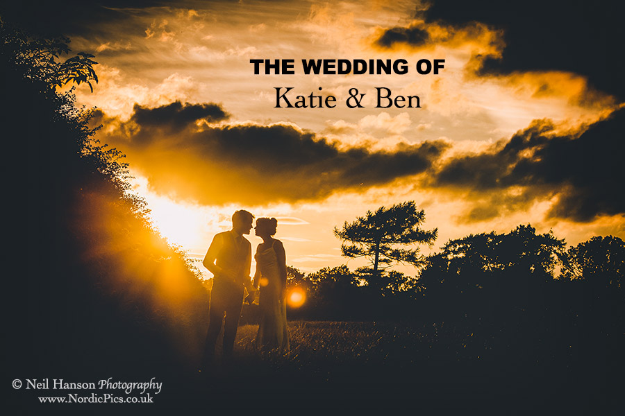 Katie & Bens Marquee Wedding in Oxfordshire by Neil Hanson Photography