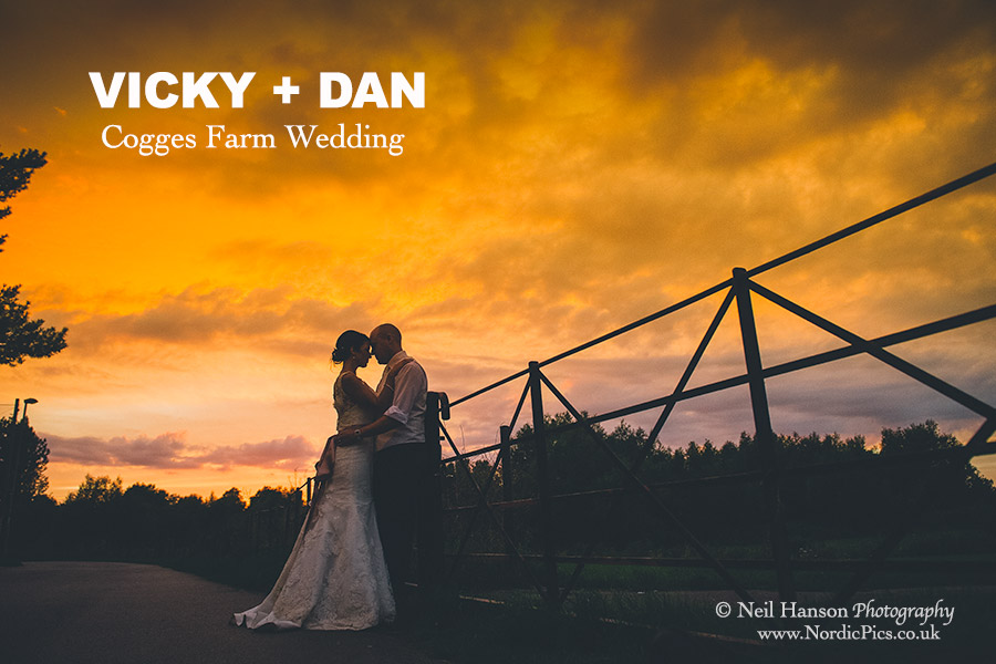 Vicky and Dans Cogges Farm Wedding Photography by Neil Hanson