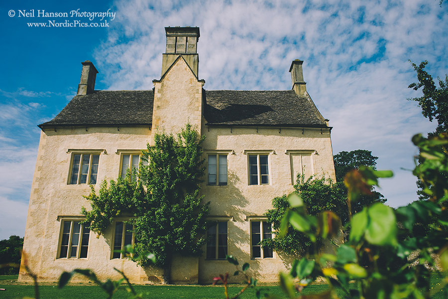 Manor House at Cogges Farm Witney