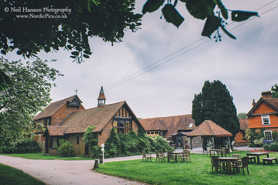Herons Farm Wedding Venue