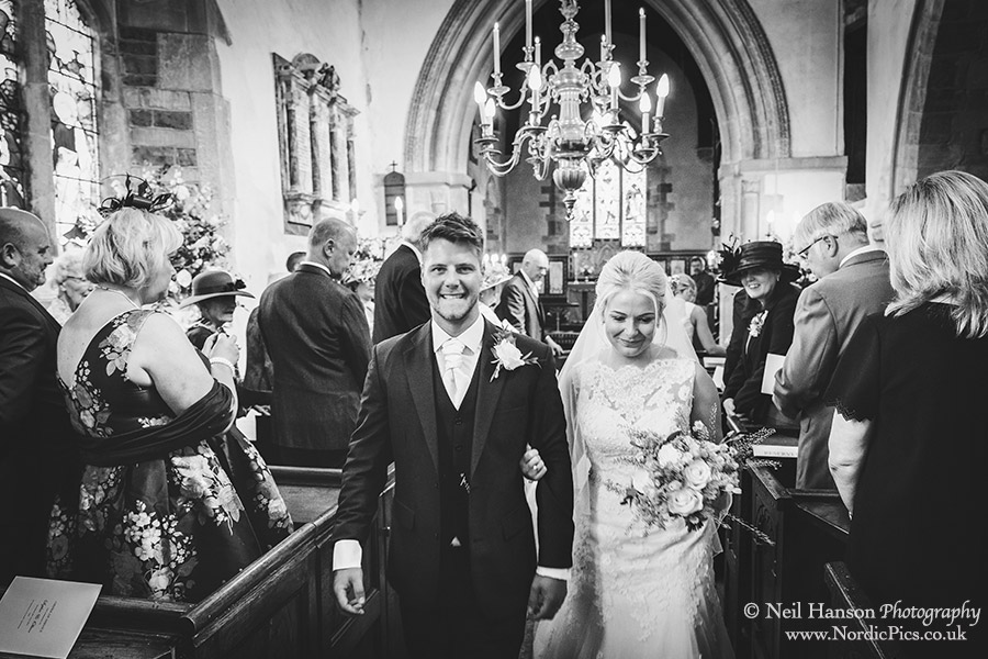 Rousham wedding