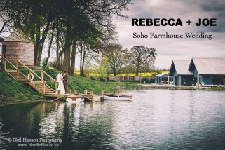 Rebecca & Joe - Soho Farmhouse Wedding Photography by Neil Hanson